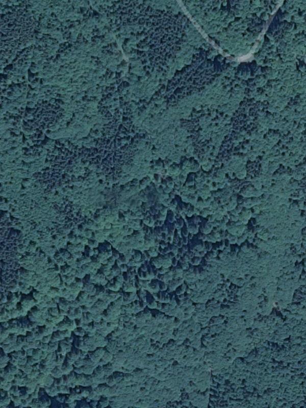Ľadopád Bystré - pristup