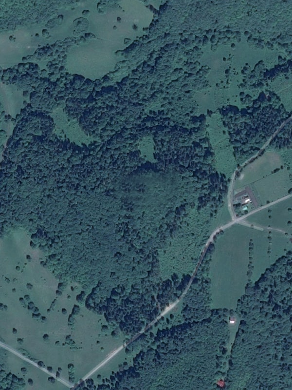 Kalamarka - Vrchne skaly - pristup